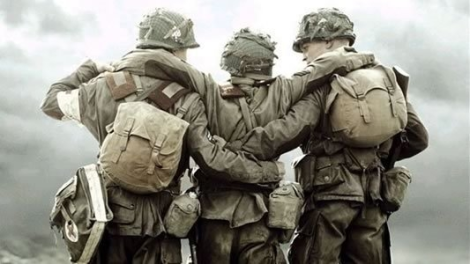 soldado herido